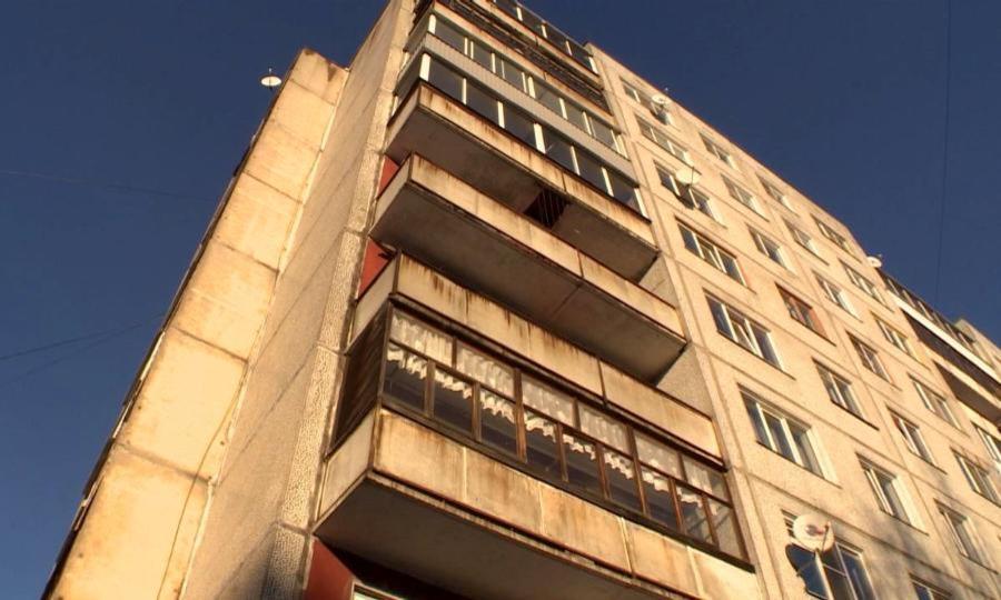ВАрхангельске следственный комитет начал проверку пофактам падения детей изокон жилых домов