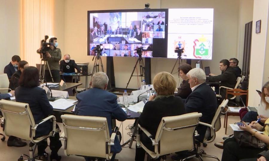 Обобъединении Архангельской области иНАО сегодня говорили вСАФУ