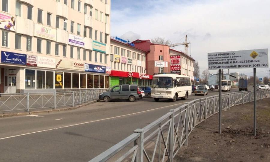 Подрядчик устранит замечания наотремонтированных дорогах вАрхангельске врамках нацпроекта