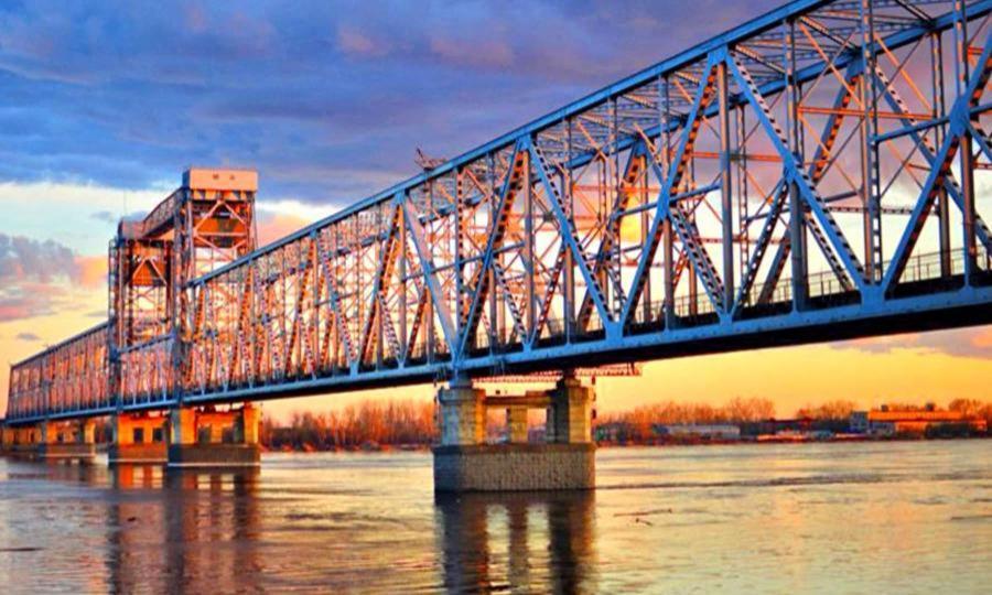 Предстоящей ночью движение по Северодвинскому мосту будет закрыто