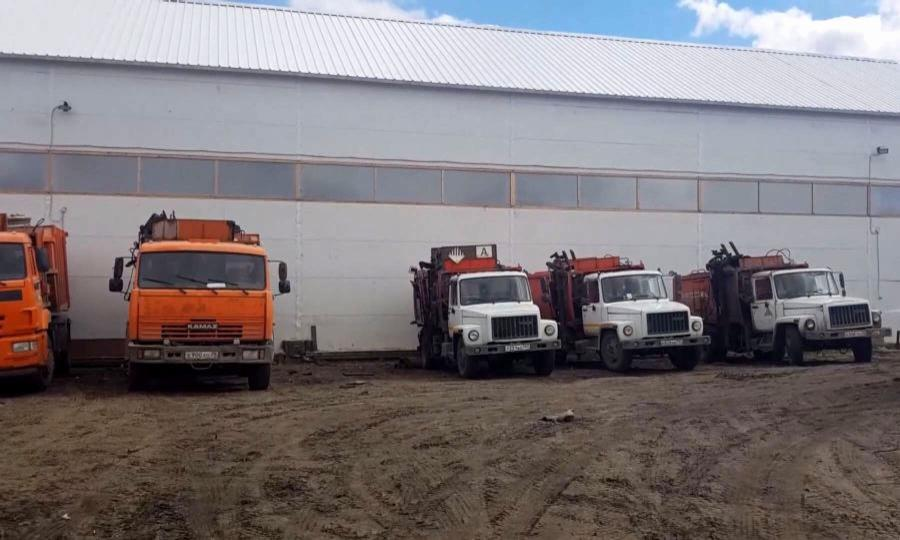 ВАрхангельске из-за конфликта перевозчиков ТКО ирегионального оператора могут остановиться мусоровозовы