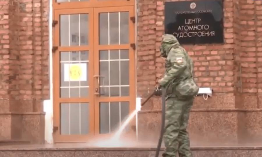Наоборонных заводах Северодвинска выявлен очаг заболевания коронавирусом