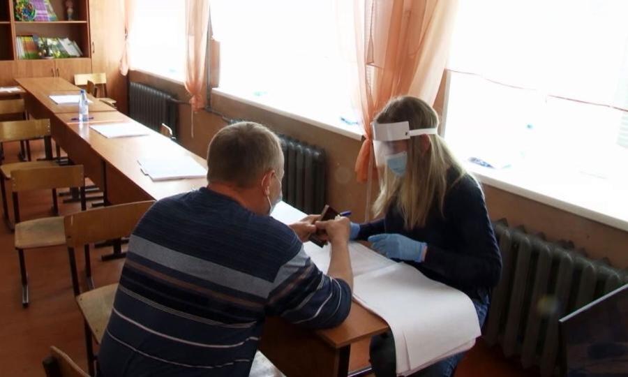 Как голосование попоправкам вКонституцию страны организовано вКотласе?