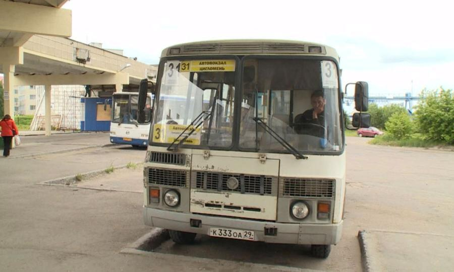ВАрхангельске изменится схема движения сразу трех автобусных маршрутов