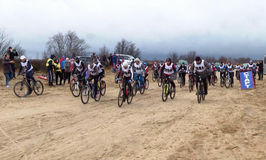 В Ненецком округе велосипедисты-любители завершили сезон