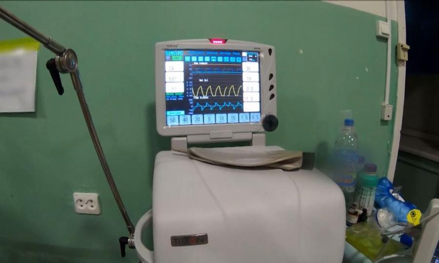 ВКотласе госпиталь переполнен ковидными пациентами