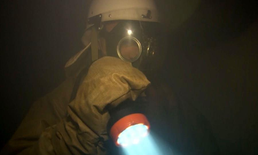 Курсанты Котласского речного училища отрабатывали действия при чрезвычайных ситуациях
