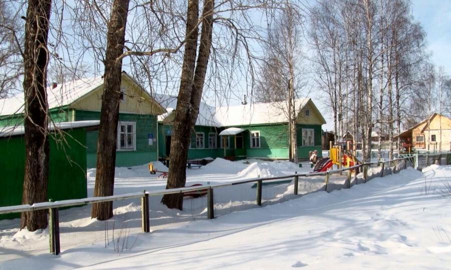 В Котласе закрывают один из детских садов