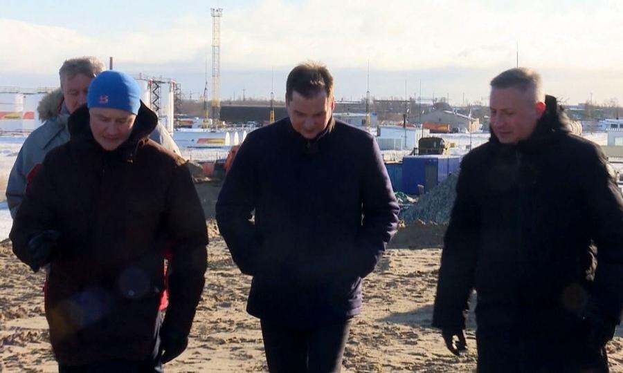 Губернатор сегодня прибыл в Северодвинск, где пообщался с общественниками