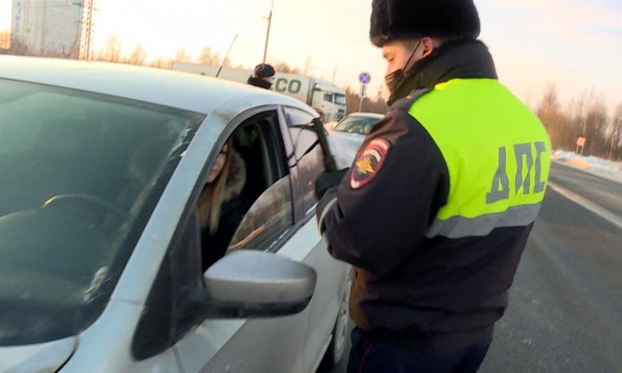 Итоги акции «Трезвый водитель» подвели встолице Поморья