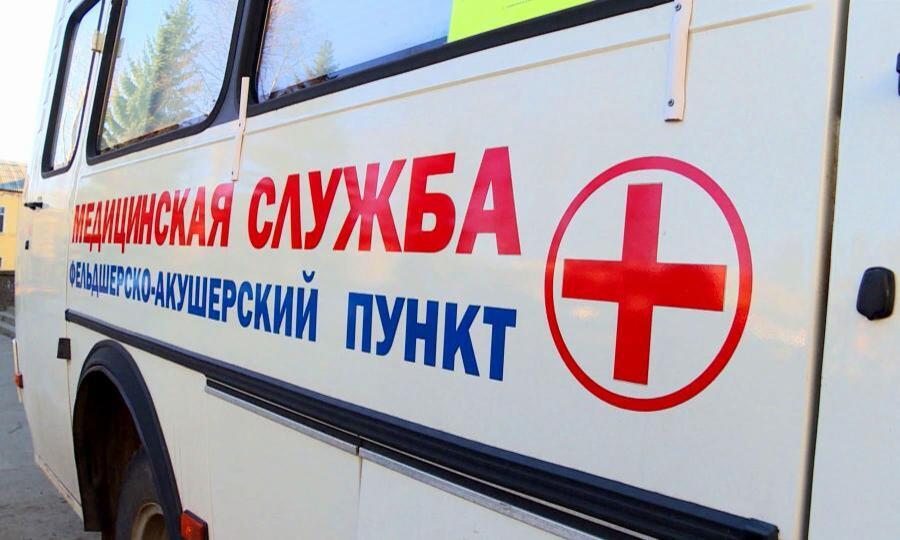 ВАрхангельске заработал передвижной пункт вакцинации откоронавируса