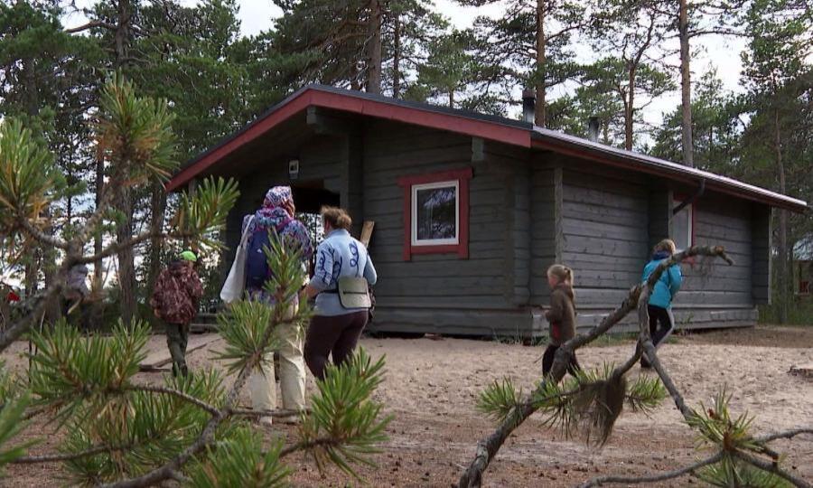 В Каргопольском секторе Кенозерского национального парка готовятся к открытию третьей смены «Летней школы друзей»