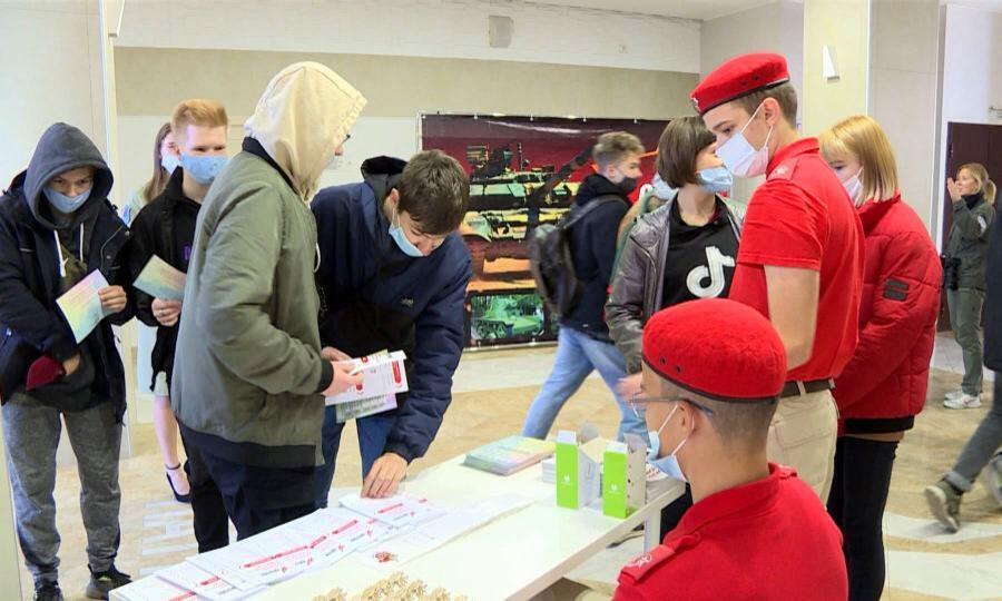 ВАрхангельском центре «Патриот» прошёл день открытых дверей
