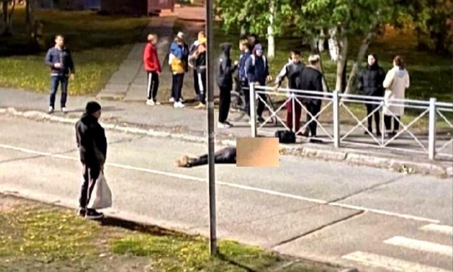 В Северодвинске полицейские и следователи продолжают поиски убийцы 17-летнего подростка