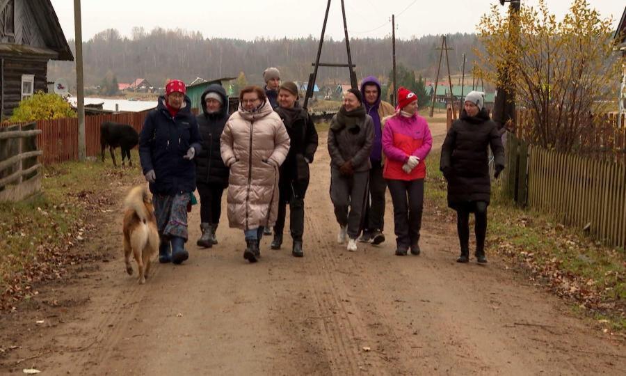 Сотрудники Северодвинского дома-интерната для престарелых иинвалидов стали участниками программы «Кенозерское ДеДство»